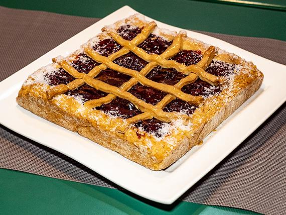 Pasta frola de membrillo (9 porciones)