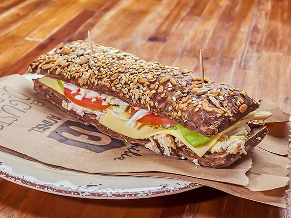 Sándwich baguetin