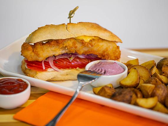 Sándwich Hey Chile