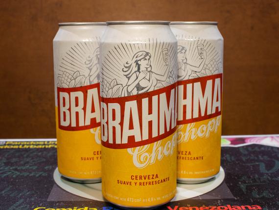 Promo Refrescante -  3 latas cervezas de 475 cc (Quilmes o Brahma)