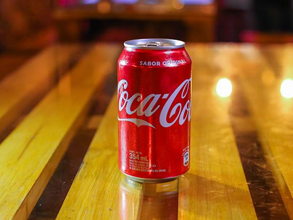 Refresco línea Coca Cola 237 ml