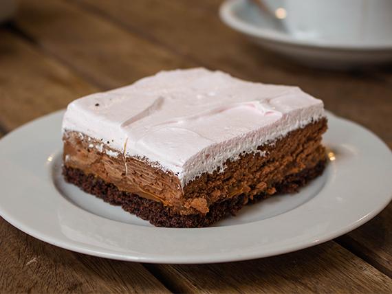 Porción torta Jacquie