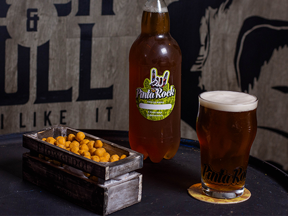 Cerveza Dackel Golden Ale