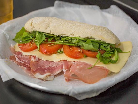 Sándwich Palermo