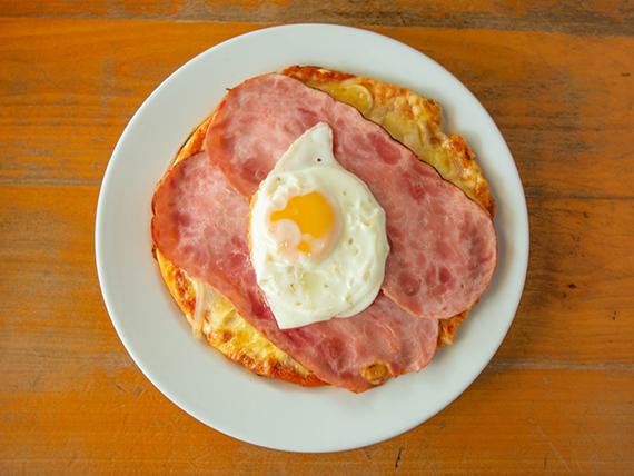 14. Pizza con carne patagónica