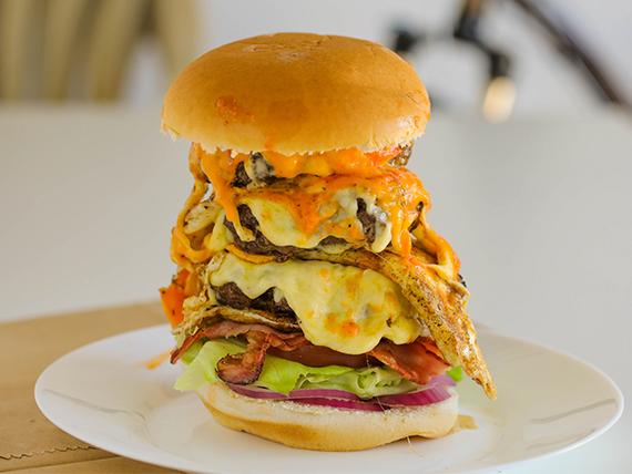 Survairvor burger