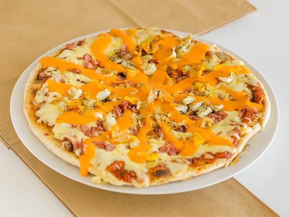 Pizzeta bacon & cheddar