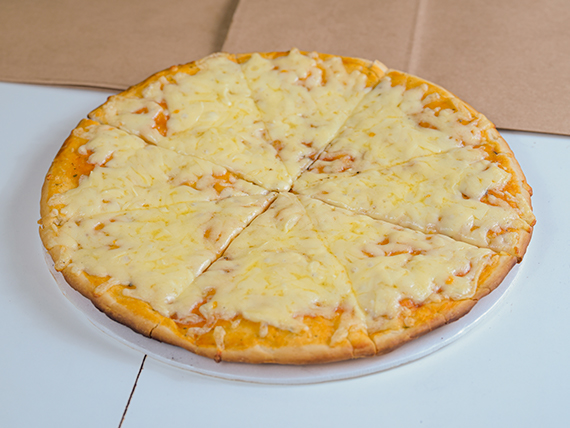 Pizzeta solo muzza