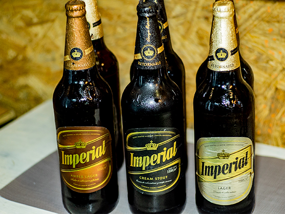 Promo - Mix de cervezas Imperial (6 unidades)