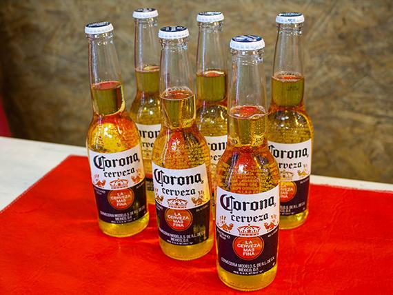 Promo - 6 porrones Corona