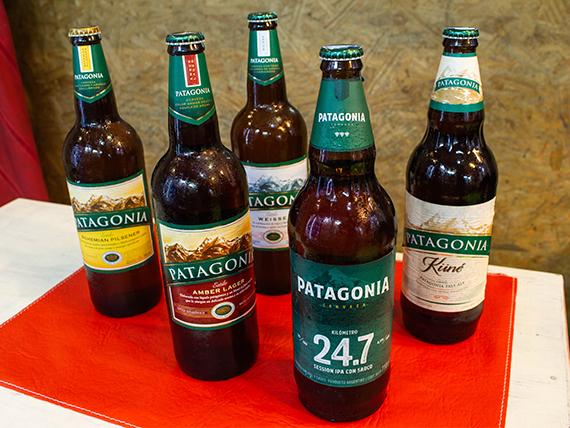 Promo - Degustación de cervezas Patagonia