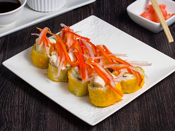 Daishi roll