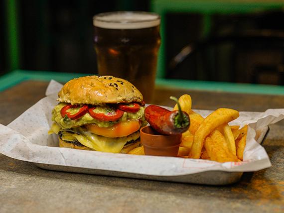 Maya burger