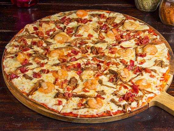 Pizza le tofle