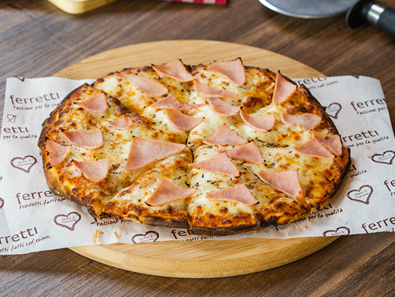 Pizza Prosciutto (Mediana - 10'')