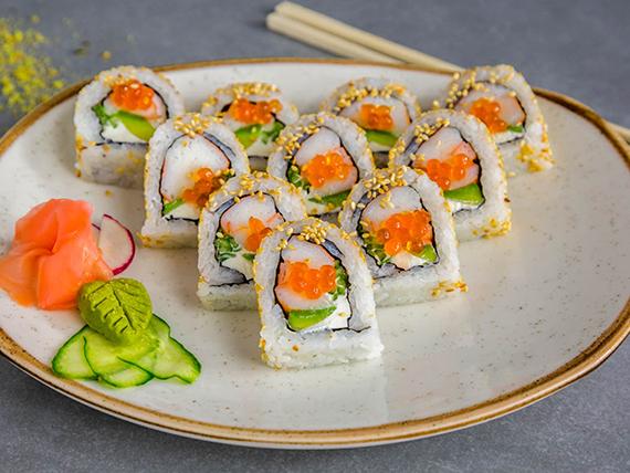 Sushi california (10 piezas)