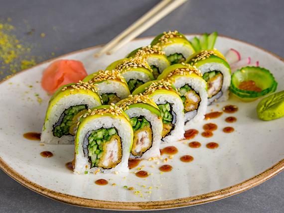 Sushi teriyaki (10 piezas)