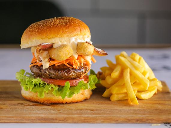 Louisburger con guarnición