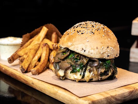 Burger memoria de Paris