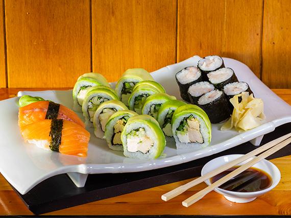 Promo sushi 1 - Combinado