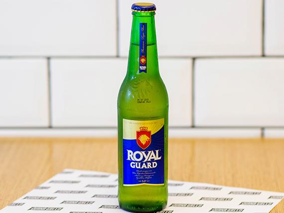 Cerveza Royal Guard 355 ml