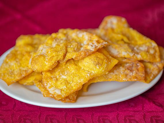 Wantan frito (8 unidades)