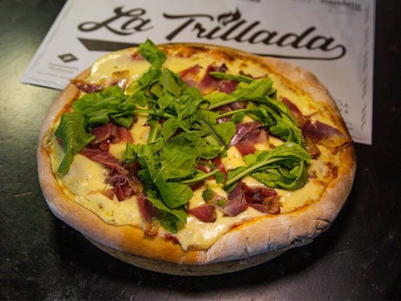 Pizzeta catalana 2x1