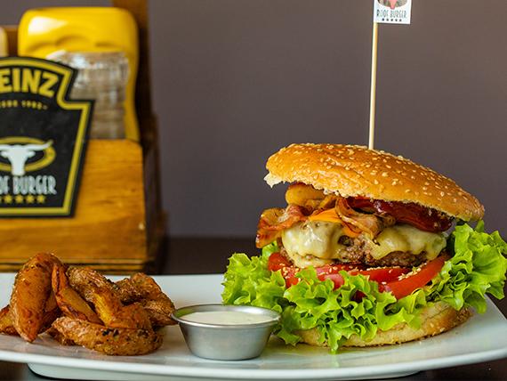 Roof burger