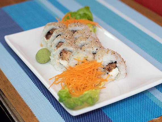 Sweet salmón (10 piezas)