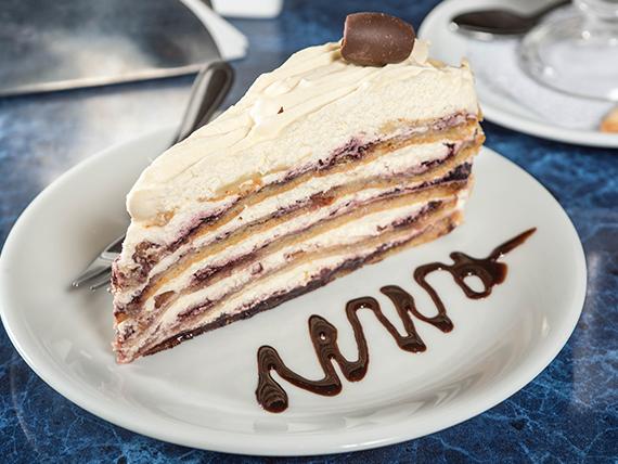 Trozo de torta