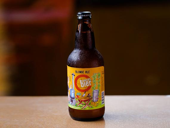 Cabesas Bier  Blonde Ale 500 ml