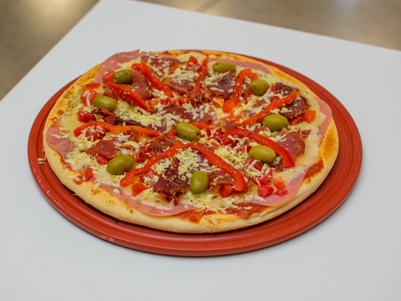 Vía pizza