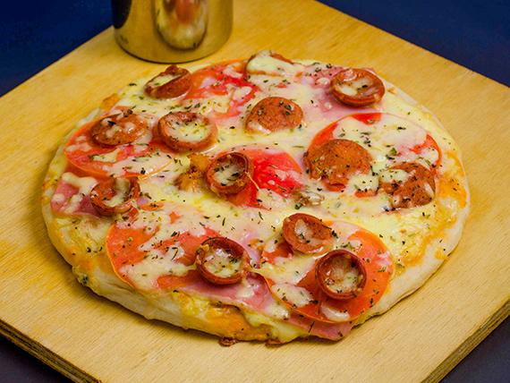08 - Pizza española
