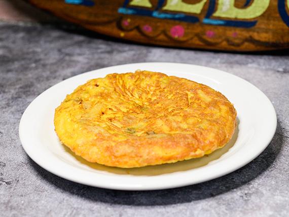 Tortilla de papa