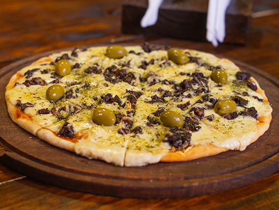 Pizza negra
