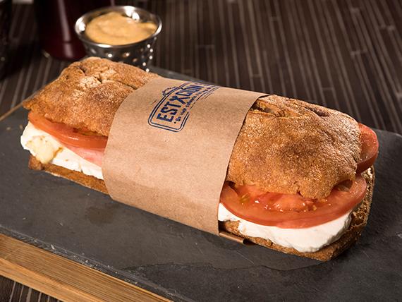 Promo - Sándwich parada fresca + café