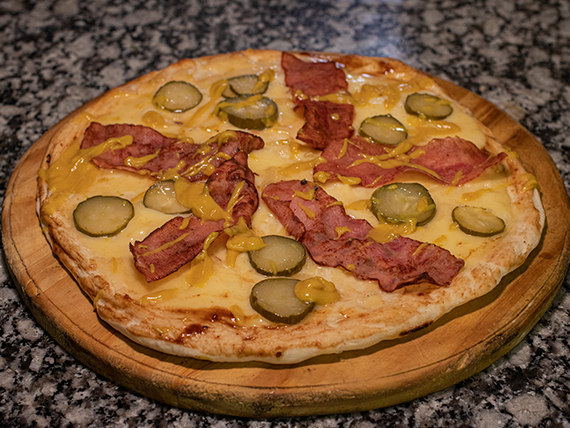 Pizza soberbia