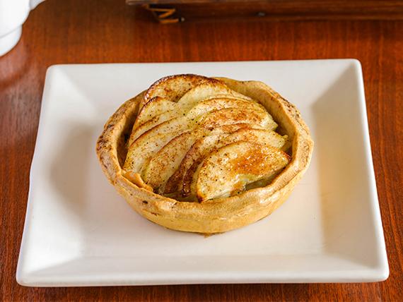 Mini torta manzana vani line (sin azúcar agregada)