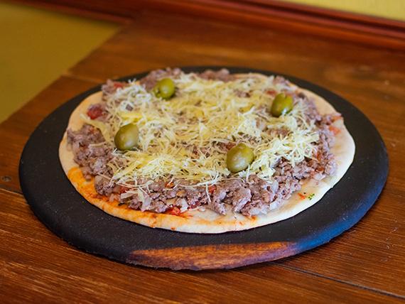 Pizza árabe