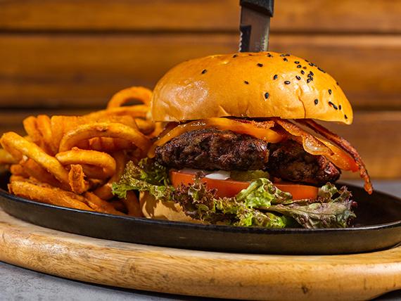 Kappers burger
