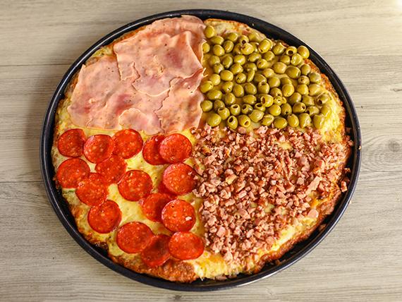 Pizzeta premium El horno de Juan (42 cm)