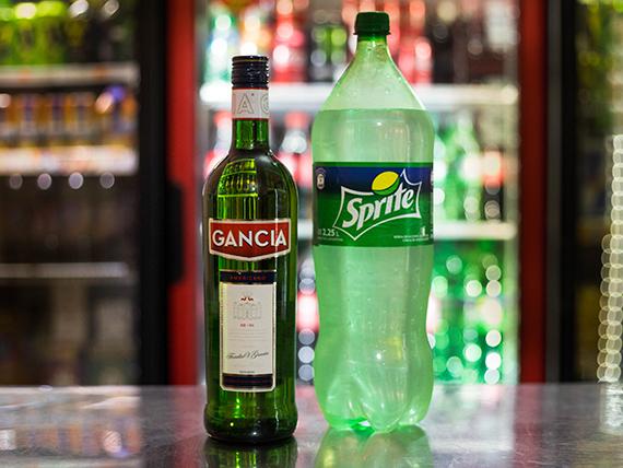 Promo - Gancia 750 ml + Sprite 2.25 L