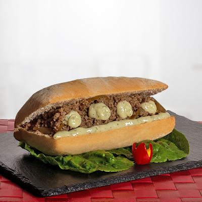 """Sándwich 8"""" Don Pan"""