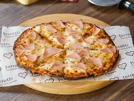 """Pizza Prosciutto (Familiar 14"""")"""