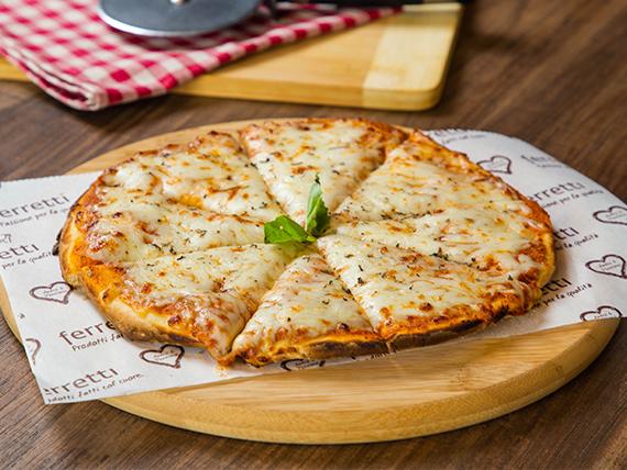 Pizza Margherita (Familiar 14'')