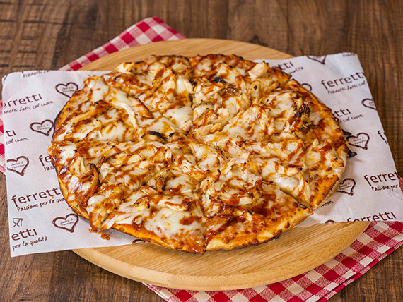"Pizza Toscana (Familiar 14"")"