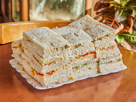 Sándwiches surtidos (36 unidades)