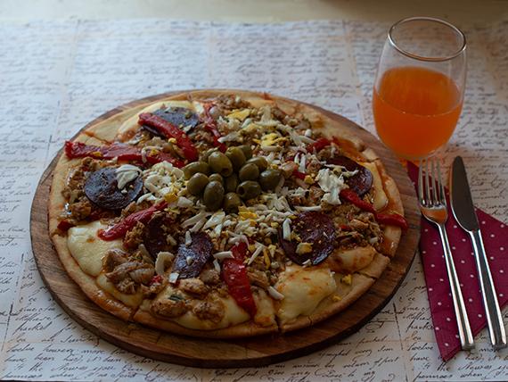 Pizza Super Búho