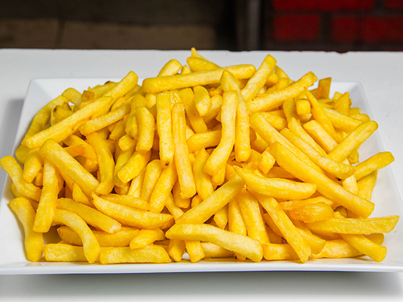 Caja de papas fritas familiar (1 Kg)