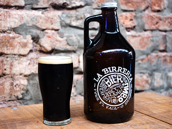 Growler Stout 2 L